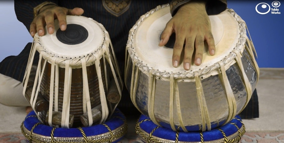 Special Offer: Tabla Set & All Three Courses